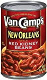 Van Camp's New Orleans Style Red Kidney Beans, 15 Ounce (Pack of 24)