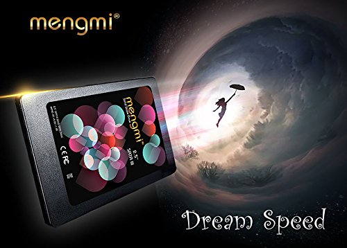 MENGMI SSD 240GB 2.5 inch SATA 3 Internal 3D NAND SSD - Power up Your PC/Laptop (SSD 240GB) by Mengmi (Image #4)'
