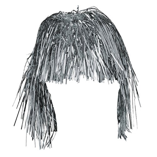 Party Wigs Tinsel Colors Mylar