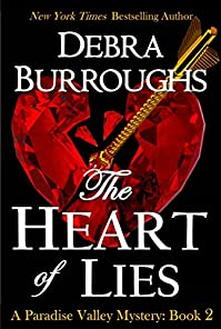 The Heart Of Lies by Debra Burroughs ebook deal