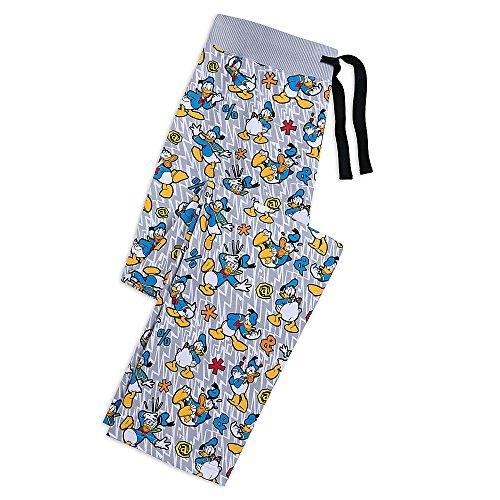 Disney Donald Duck Lounge Pants For Men Size XL (Mickey Mouse Lounge Pants For Men)