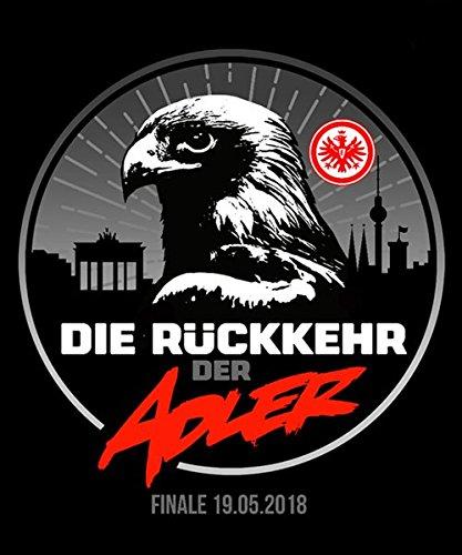 Aufkleber Rückkehr 10 X 12cm Eintracht Frankfurt Gratis Sticker Frankfurt Forever Sticker Autoaufkleber