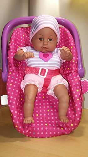 my sweet baby 13 inch baby doll with carrier set by my sweet love