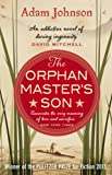 Front cover for the book The Orphan Master's Son by Adam Johnson