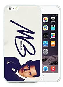 High Quality iPhone 6 Plus 5.5 Inch TPU Case ,Cool And Fantastic Designed Case With Michael Buble White iPhone 6 Plus Cover