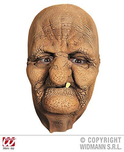 Zack Gesicht Halloween Maske -