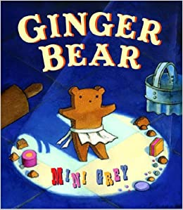 4e305816e26 Ginger Bear  Mini Grey  9780375842535  Amazon.com  Books
