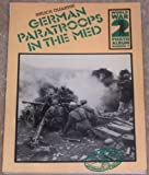 German Paratroops in the Mediterranean, Bruce Quarrie, 0850593360