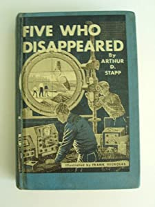 Hardcover Five Who Disappeared Book