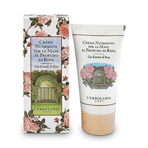 L'Erbolario Rose Perfumed Body Cream