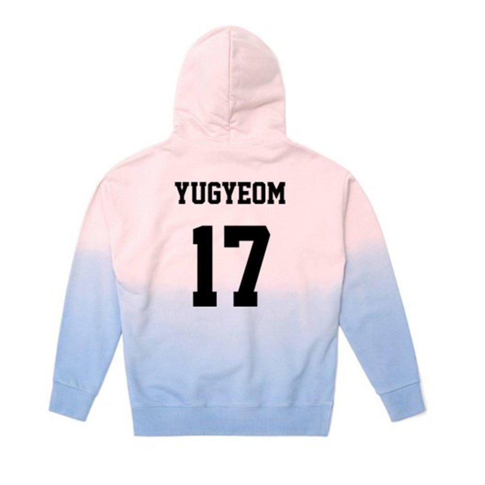 Discovery Kpop GOT7 Sweaters Mark JB Jr Bambam Jackson Unsex Hoodie Pullovers Long Sleeve Black Sweatshirts