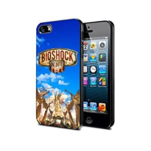 Case Cover Silicone Iphone 5 5s Bioshock Infinite Bo08 Game Protection Design#carata Store by supermalls