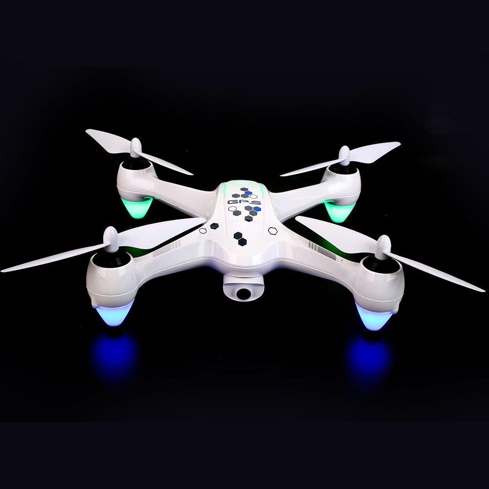 Springdoit Intelligentes Luftbildfotografie WiFi 1080P HD 1080P WiFi Kameradrohne FPV-Fluganwendungssteuervierachsflugzeug 26b4c7