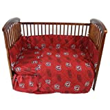 College Covers South Carolina Gamecocks 5 Piece Baby Crib Set