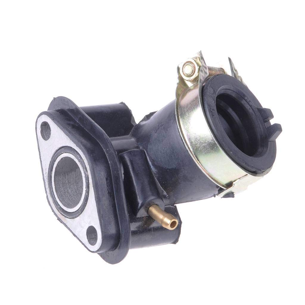 Wotefusi Brand New Intake Manifold For 125cc 150cc GY6 4-strokes 152QMI 157QMJ Scooter Moped