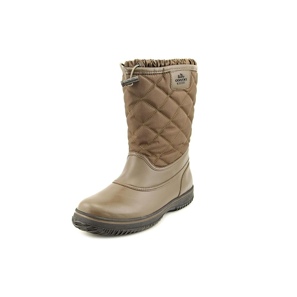 Coach Women's Samara Cold Weather Boot (Fatigue, 9.5) by Coach
