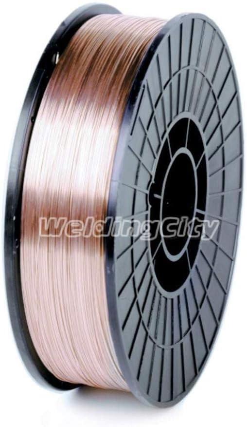 #1 WeldingCity ER70S-6 Mild Steel MIG Welding Wire