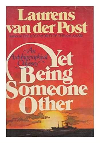 Book Yet being someone other
