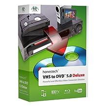 HONESTECH INC VHS TO DVD 5.0 DELUXE