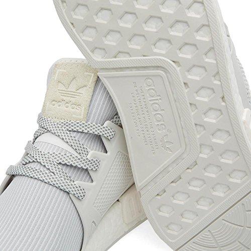 adidas nmd xr1 primeknit vintage w weiße grau bb3684 uns frauen größe 9.