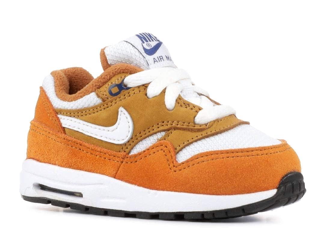 7473bbeb1c452 Nike AIR MAX 1 Premium Retro (TD) 'Dark Curry' - AT3360-700: Amazon.ca:  Shoes & Handbags