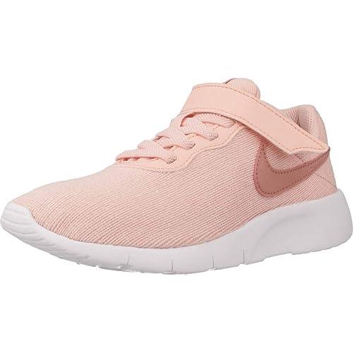 Nike Mädchen Tanjun Se (PSV) Sneakers, Mehrfarbig (Storm Rust Pink ...