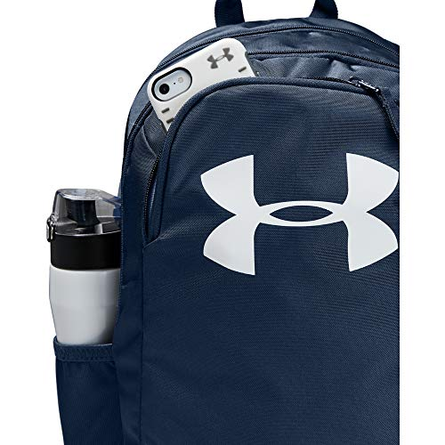 Under Armour Scrimmage Backpack 2.0, Academy (408)/White, One Size Fits All