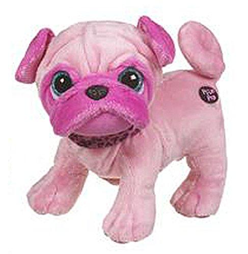 Planet Posh Roxy Pink Pug Plush Toy - By Ganz