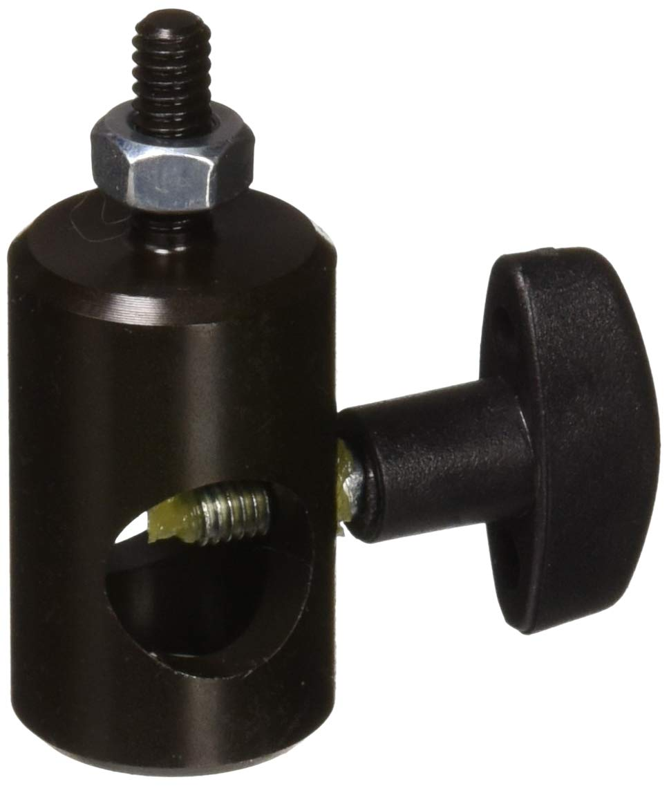 Manfrotto 014-14 Rapid Adapter converts 5/8-Inch Stud to 17mm Long 1/4-Inch- 20M Thread