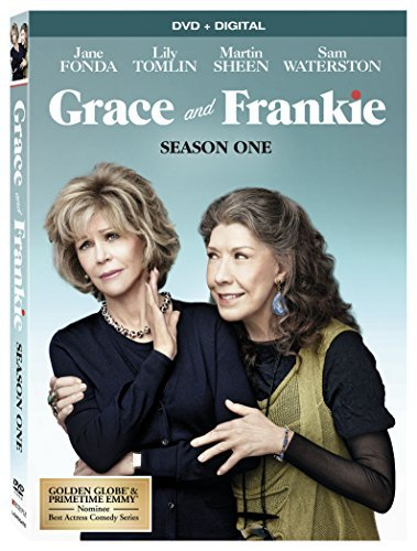 Grace and Frankie: The Funeral / Season: 1 / Episode: 4 (2015) (Television Episode)