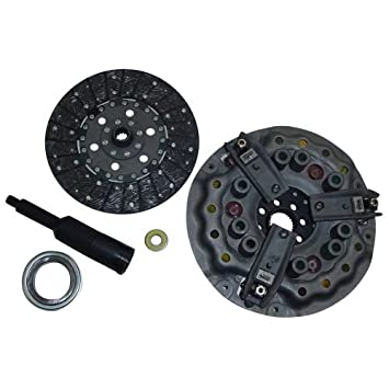 Kit de embrague para Ford New Holland Tractor - d8nn7502aa d8nn7502ab e8nn7550ba: Amazon.es: Jardín