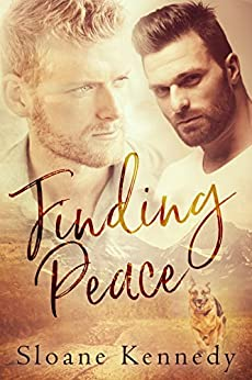 Finding Peace (Finding Series, Book 3) by [Kennedy, Sloane]