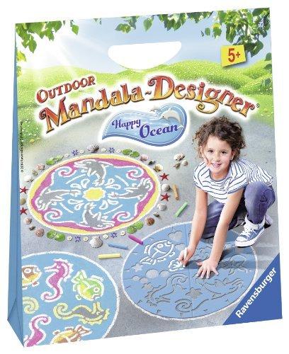 Ravensburger Outdoor Mandala-Designer Happy Ocean
