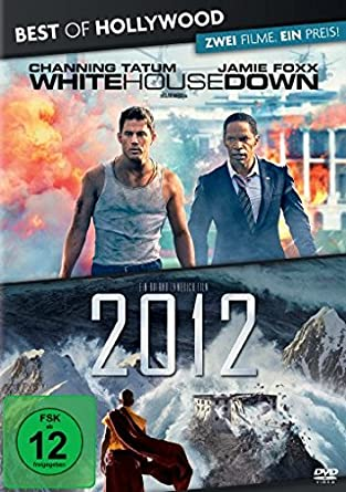Best Of Hollywood 2 Movie Collector S Pack White House Down