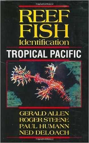 reef fish identification tropical pacific gerald allen roger