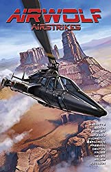 Airwolf Airstrikes Volume 1 (Airwolf Airstrikes Tp)