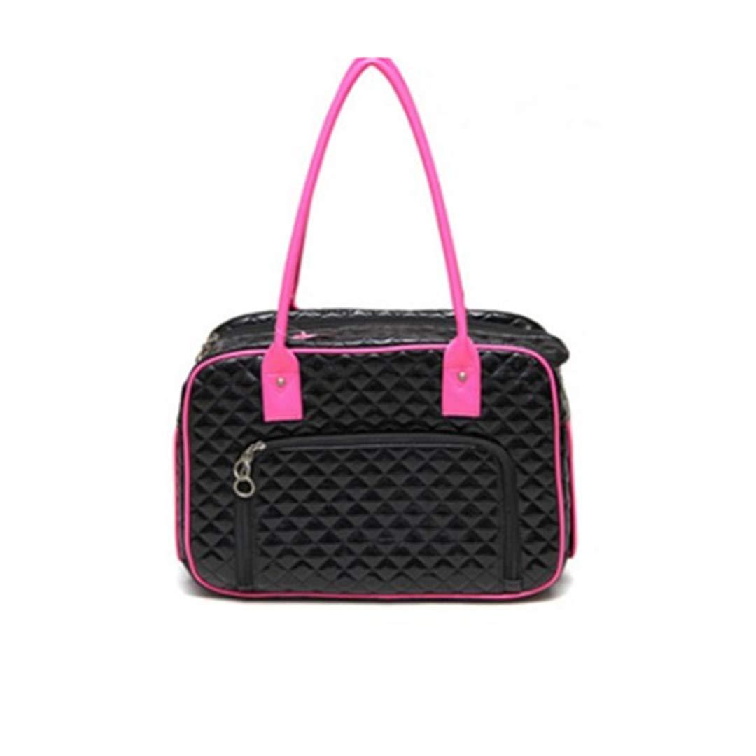 4 40x27x17.5cm 4 40x27x17.5cm Portable Pet Carrier Bag Outdoor Travel Cat Dog Pu Backpack Carrying Handbag Shoulder Carrier Bags 4 40x27x17.5cm