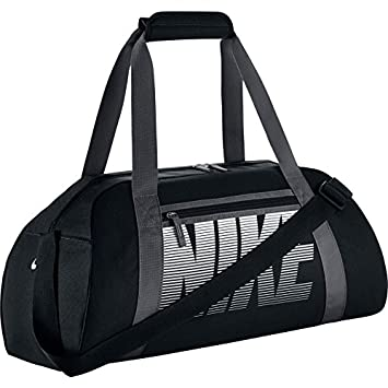 Image Unavailable. Image not available for. Colour  Nike Gym Club Black Womens  Training Duffel Bag 46cf48aec