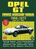 Opel GT AB Workshop Manual (Brooklands Books)