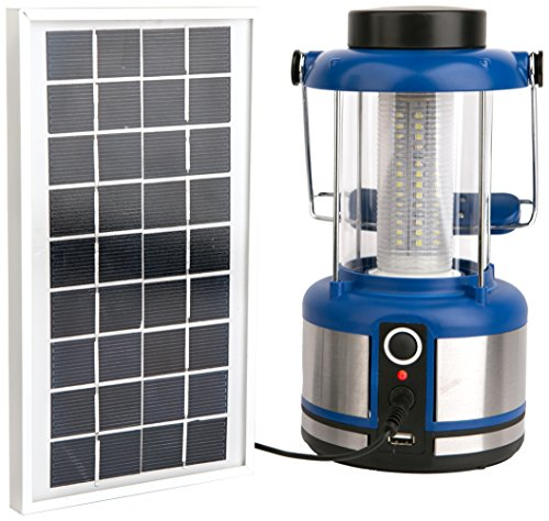 Wagan-EL8533-Solar-Powered-Classic-Rechargeable-LED-Lantern