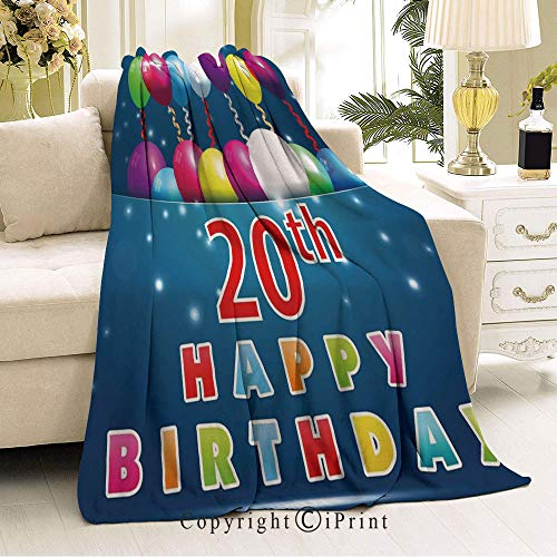 Soft Flannel Fleece All Season Blanket,Anti-Pilling,Suitable for Many Seasons,32