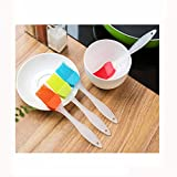 4x Silicone Baking Bakeware Bread Cook Pastry Oil Cream BBQ Tools Basting Brush