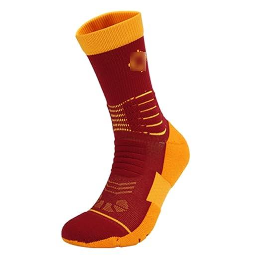 Calcetines calcetines de baloncesto calcetines deportivos altos ...