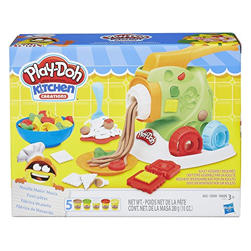 Play Doh Noodle Makin Mania Set product image