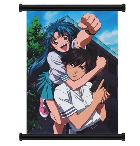 Full Metal Panic Anime Fabric Wall Scroll Poster  Inches -Fu