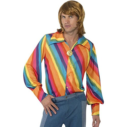 70s Polyester Shirt - 1