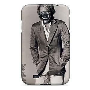 Samsung Galaxy S4 UmO5469APBF Unique Design HD Bon Jovi Pictures Anti-Scratch Hard Cell-phone Case -AlissaDubois