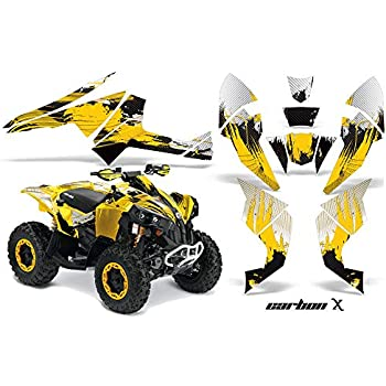 Can-Am Renegade Graphics Kit by CreatorX Decals Stickers TRIBALX BLG