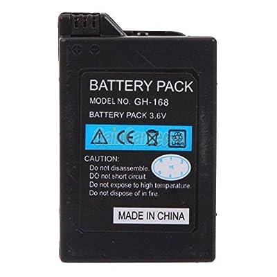 New 3.6V 1800mah Rechargeable Battery for Sony PSP-110 PSP-1001 PSP 1000 US