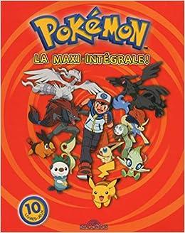 e492165050591 Amazon.fr - La Maxi Intégrale Pokémon - The Pokémon Company - Livres